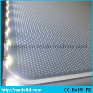 LED Panel Acrylic Light Guide Plate