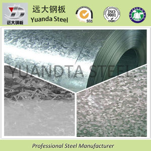 Hot Dipped Gi Steel Coil for Building