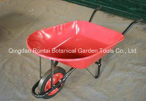 Red Color Popular Good Function Wheelbarrow (WB7500) pictures & photos