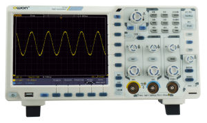 OWON 100MHz 1GS/s Portable 12-Bits Digital Oscilloscope (XDS3102A) pictures & photos