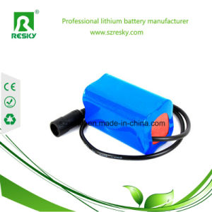 8.4V 10200mAh 18650 Battery Pack for Model Airplane