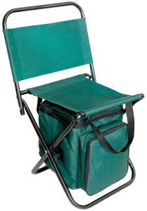 China Fishing Chair With Cooler Bag