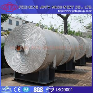 Spiral Plate Heat Exchanger for Ethanol Equipment Line in China pictures & photos