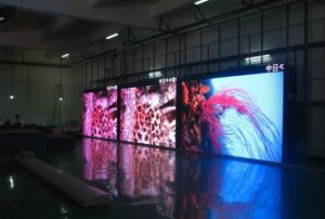 High Definition P2.5 Video Billboard LED Display pictures & photos