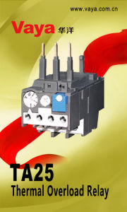TA25 Thermal Overload Relay