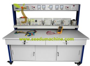 Single Phase Transformer Trainer Educational Equipment Electrical Technical Skills Trainer