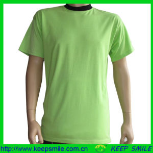 Cotton Polyester Company Uniform T-Shirts pictures & photos