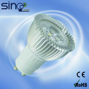 Chinese Manufacturer GU10 LED Lamp pictures & photos