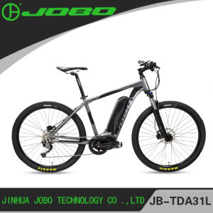 Electric Mountain Bike with Air Suspenison, Newest Bafang 500W Motor pictures & photos