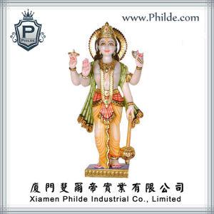 China Resin Hindu Krishna God Religious Statues Decoration - China