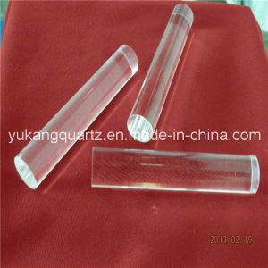 Clear Fused Quartz Rod for Semiconductor pictures & photos