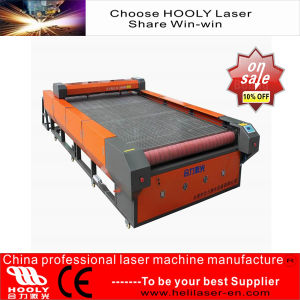 CO2 Clothing Garment Laser Engraving Machine