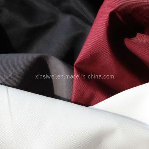 Shiny Twill Nylon Cotton Fabric (SL3295-1) pictures & photos