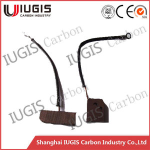 J390 Carbon Brush for Industrial Machines Use pictures & photos