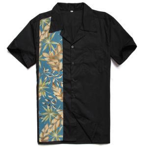 287718528e0 China Latest Hip Hop Shirt Banana Leaf Printing Patterns Designs ...