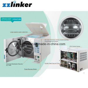 Lk-D11 18L 22L Class B CE Prevacuum Dental Autoclave pictures & photos
