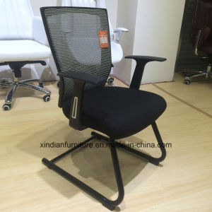 Fixed Metal Frame Mesh Office Chair With Low Price