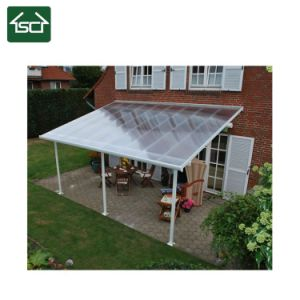 For Sale Terrace Awning Patio Awnings Canopy House With Aluminum Frame And Polycarbonate Roof