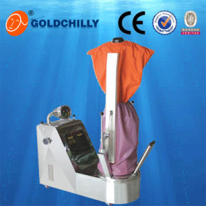 Clothes Form Finisher Steam Blowing Body Ironing Machine for Laundry pictures & photos
