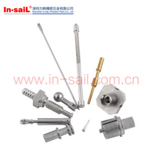 China Factory Precision Shaft Parts pictures & photos