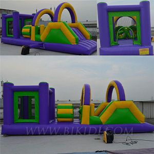 Inflatable Obstacles, Inflatable Combos (B5009)