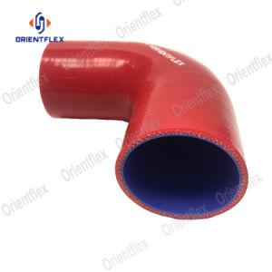 90mm Black 90 Degree Silicone Elbow Hose