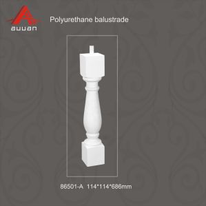 86501-a# Outdoor Polyurethane Balustrade Decorative Handrail Baluster