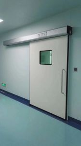 Automatic Hermetic Operating Theatre Surgery Room Airtight Sealed X-ray Hospital Door