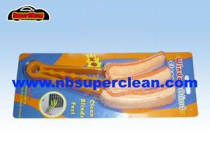 Microfiber Window Blind Brush Jalousie Persian Blinds Cleaner Cn6202