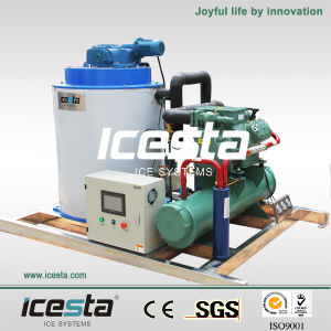 Icesta Compact Flake Ice Equipments (IF5T-R4W) pictures & photos