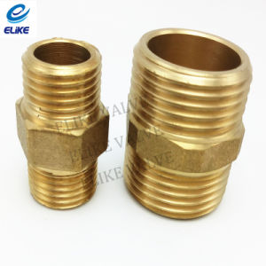 1/2inch to 2inch Mxm Brass Hex Nipple
