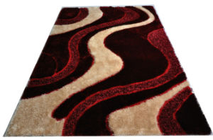 Silk Carpet Mat Wall to Wall Carpets and Rugs in China
