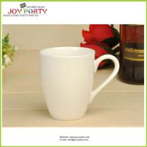 Customized Promotional Ceramic Mug White