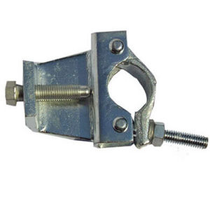 Scaffolding Fixed Girder Clamp with Drop Forged Cap pictures & photos