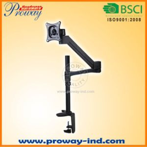 LCD LED Monitor Desk Mount Arm Stand pictures & photos