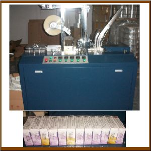 Cigarette Box Wrapping Machine with Easy Tear Line pictures & photos
