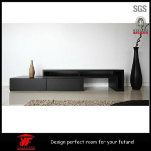 China Living Room Furniture Modern Wood TV Stand Design - China Wood ...