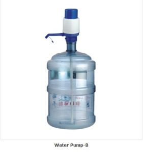 Hand Press Drink Water Pump for Water Dispenser