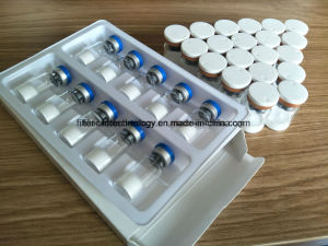 (Dispel freckle and whiten skin) Tetrapeptide-30 Solution with GMP pictures & photos