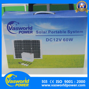 Solar Power System 12V Rechargeable Battery for New Design pictures & photos