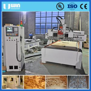High Quality CNC Components CNC Processing Center Atc Router Machine pictures & photos