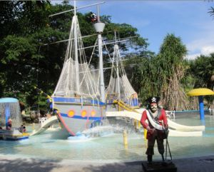 Pirate Ship, Aqua Park Equipment, Kid′s Water Playground for Water Park pictures & photos