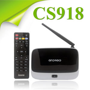 CS918 Rockchip Rk3188 Quad Core Cortex A9 1.8GHz Android TV Box Android Mini PC Android Smart TV Box Xbmc Preinstall.