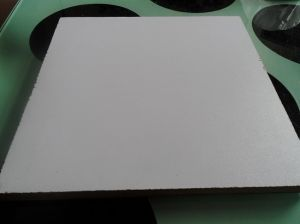 Melamine Plywood in White Color Matt, Glossy or Embossed Finsihed