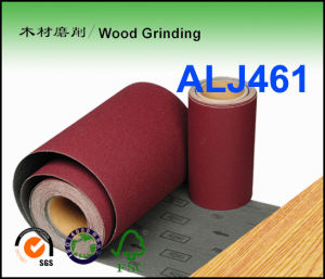 Middle Soft Abrasive Cloth for Hand Use Alj461
