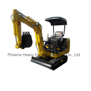 Mini Urban Excavator with CE Certificate and Imported European Parts pictures & photos