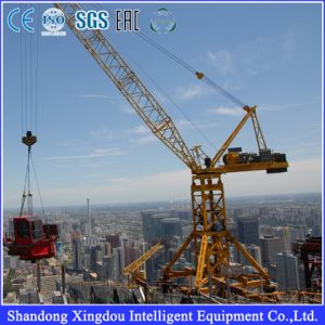 2017 New Building Lifter Tower Crane Building Hoist Used Construction Equipment for Sale Mast Crane pictures & photos