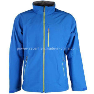 Man′s Waterproof Windproof Softshell Jacket pictures & photos