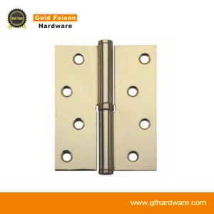 Door Hinge/ Door Hardware/ Iron Hinges (110X55X2.5) pictures & photos