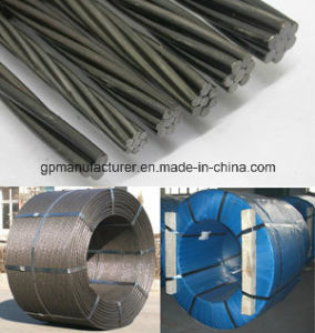 Hot Dipped Galvanized Steel Strand pictures & photos